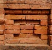 Nalanda Brick Letter I Royalty Free Stock Photos