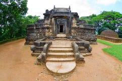 Allgemeine Form von Nalanda Gedige Lizenzfreie Stockfotografie