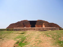 Nalanda University. Is located in Rajgir, near Nalanda, Bihar, India Royalty Free Stock Images
