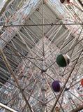 Nalbero - dolna Wewnętrzna struktura Obraz Stock