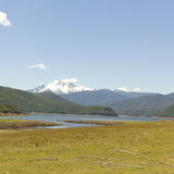 Nalcas National Park, Chile. Royalty Free Stock Photos