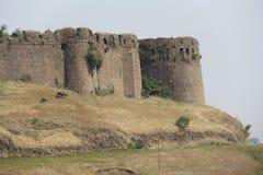 Naldurg-Fort stockfoto