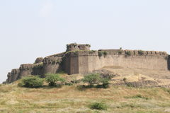 Old abandoned Fort Royalty Free Stock Photography