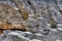 Naleśnikowe skały Obraz Royalty Free