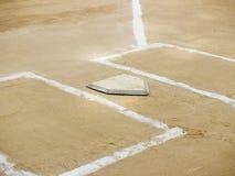 naleśnikowych ciast pudełek s home run Fotografia Stock