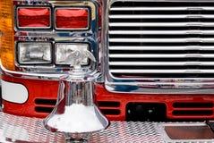 należy zwrócić szczególną firetruck Obraz Royalty Free
