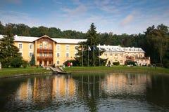 Naleczow Spa θέρετρο Στοκ Εικόνες
