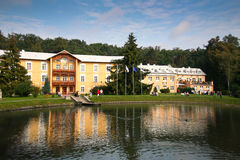 Naleczow Spa Resort Stock Photo