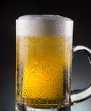 nalej piwa Zdjęcie Royalty Free
