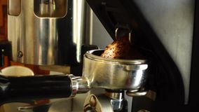 nalewanie kawy zdjęcie wideo