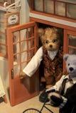 nalle för björnjeju museum Arkivfoton