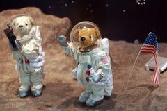 nalle för björnjeju museum Arkivfoto