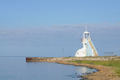 Nallikari Majakka (phare) Image stock