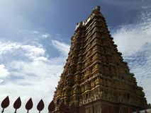 Nallur Kovil stockfoto