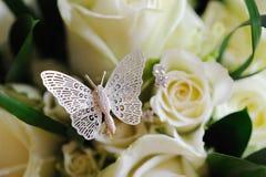 Nam & Vlinder toe stock afbeeldingen