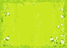 Nam bloemen, vector toe Stock Foto