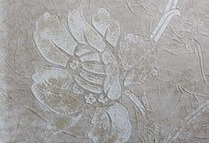 Nam bloemenbehang, textuurachtergrond toe Royalty-vrije Stock Foto's