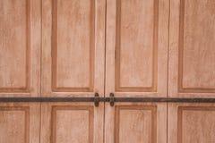 Nam doorstane deur toe Royalty-vrije Stock Fotografie