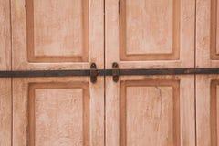 Nam doorstane deur toe Stock Afbeelding
