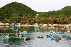 nam Du Islands, Kien Giang 免版税库存照片