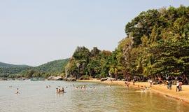 Nam Du islands, Kien Giang Stock Photo