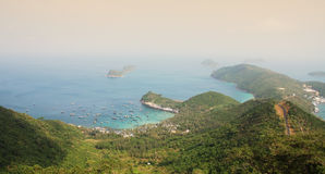 Nam Du islands, Kien Giang Royalty Free Stock Photos