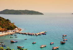 Nam Du islands, Kien Giang Royalty Free Stock Photography