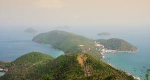 Nam Du Wyspa, Kien Giang Zdjęcia Royalty Free