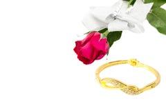 Nam en Armband toe Royalty-vrije Stock Fotografie