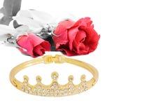 Nam en Armband toe Royalty-vrije Stock Foto's