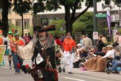 2014 nam festival doordringen toe Stock Fotografie