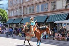 2014 nam festival doordringen toe Royalty-vrije Stock Foto