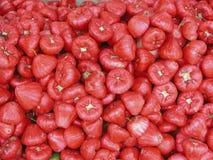 Nam fruit. South Vietnamese market stock photos