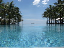 Nam Hai Pool 7 Royalty Free Stock Photos