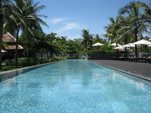 Nam Hai Pool Stockbilder