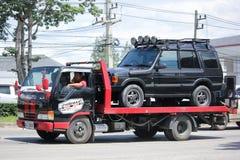 Nam Jaruen Tow truck Royalty Free Stock Photo