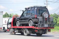Nam Jaruen Tow truck Royalty Free Stock Image