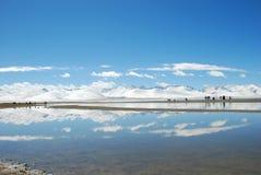 Nam Jezioro Obrazy Stock