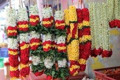 Nam markt in Singapore Azië toe stock afbeelding