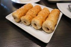 Nam-neaung или въетнамский протыкальник сосиски или въетнамских свинины Стоковая Фотография