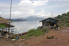 Nam Ngum Reservoir, Laos Royalty Free Stock Photos