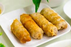 Nam Nueng, viande de porc vietnamienne Images libres de droits