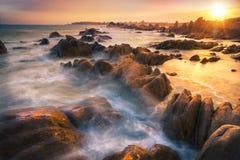 Nam O plaża zdjęcia royalty free