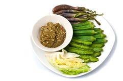 Nam pick Num. Is thai food Stock Images