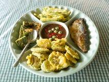Nam Prik Ka Pi Stock Images