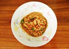 Nam Prik Kapi Fotos de archivo