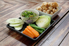 Nam Prik Noom Imagem de Stock