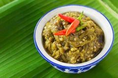 Nam Prik Num Stock Image
