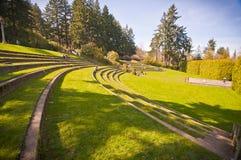 Nam tuin in Portland toe Royalty-vrije Stock Foto