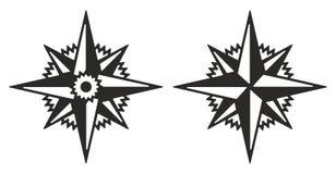 Nam van Winden Vectorbeeld toe royalty-vrije illustratie